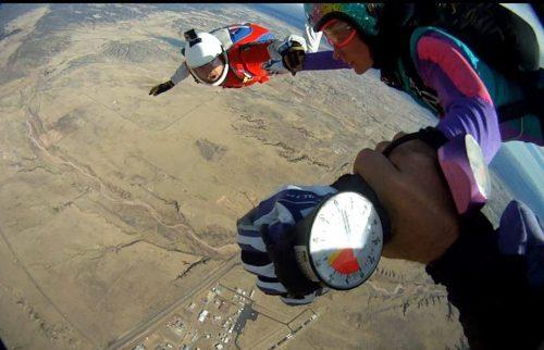 Skydiving at Colorado Mountain Skydive